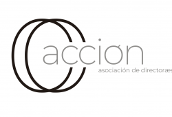 ACCION NEGRO PEQUE HORIZONTAL WHITE